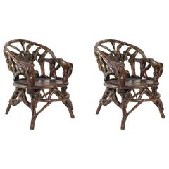 Root Armchairs
