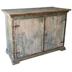 Large Early 19th Century Period Swedish Gustavian Sideboard