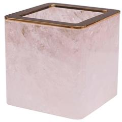 Large Elegant Rock Crystal Box For Sale At 1stdibs