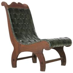 Mexican Rosewood Child's Chair