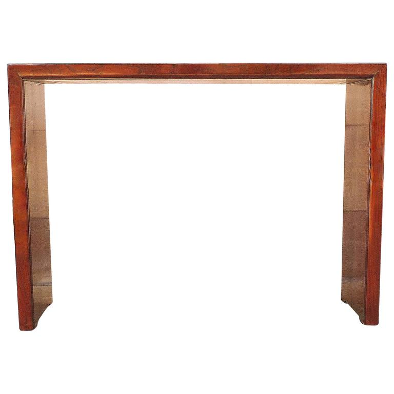 Fine Jumu Wood Console Table