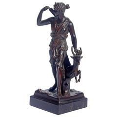 "Bronze Sculpture ""Diana"""