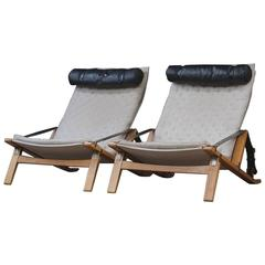 Fabricius and Kastholm Folding Chairs