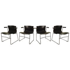 "Set of Four Knoll ""Handkerchief"" Chairs"