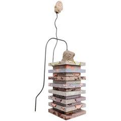 """Utilization and Density"" Plinth Sculpture by Pettersen & Hein"