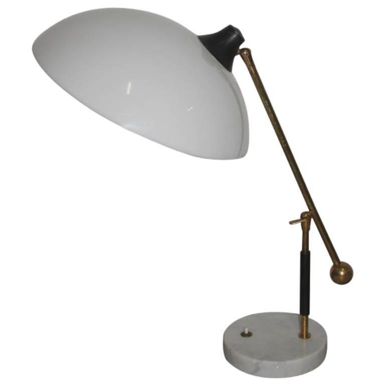 Table Lamp 1950 Stilux Milan