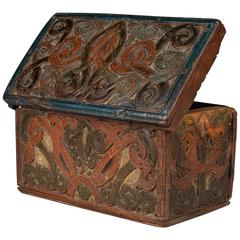 Exceptional Early Marriage Casket