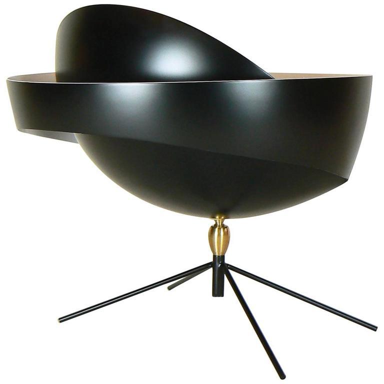 Serge Mouille Saturne Table Lamp