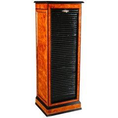 20th Century Roll-Door Cupboard