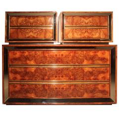 Chest of Drawers with Bedside 1970 Chid Design