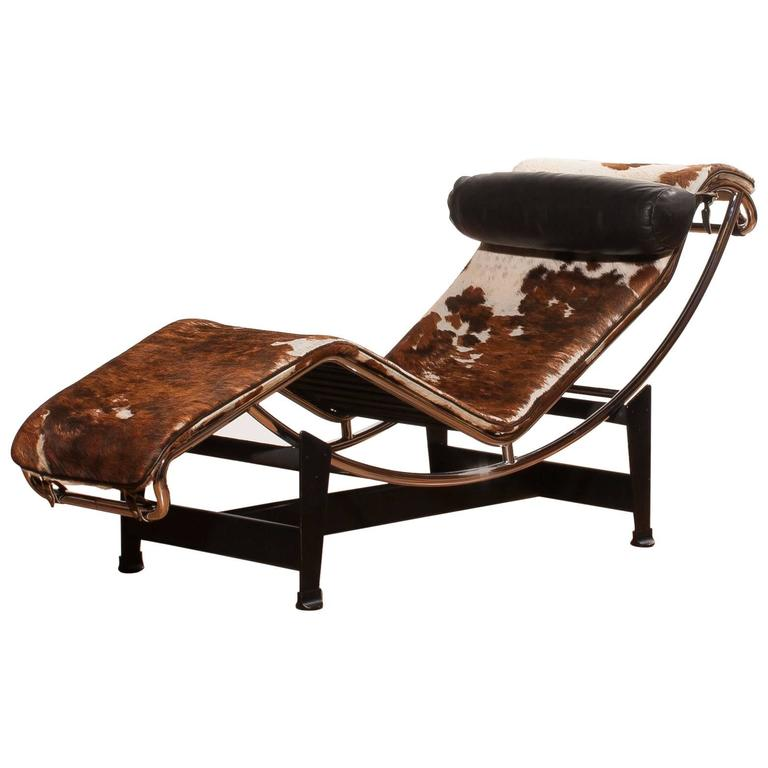 1966 lc4 by le corbusier for cassina at 1stdibs for Chaise longue b306