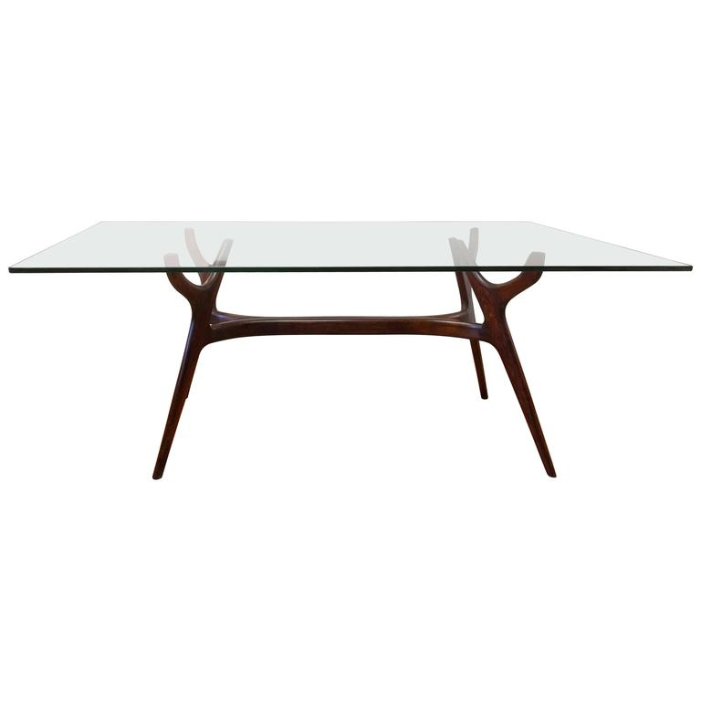 Beautiful Table Designed by Ico Parisi Made by Palisander, 1960