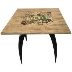 Piero Fornasetti Table
