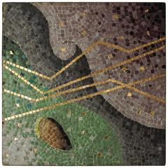 1950s Mosaic Wall Panel by Genaro Alvarez