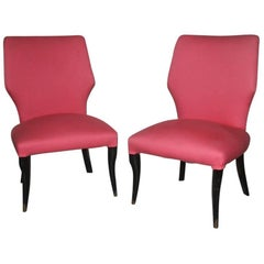 Small Chairs 1950s Special Design