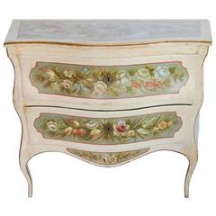 19th Century Venetian Painted Chest
