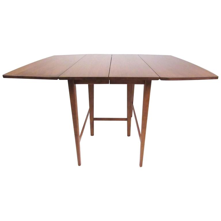 Drop-Leaf Dining Table by Paul McCobb for Winchendon 1