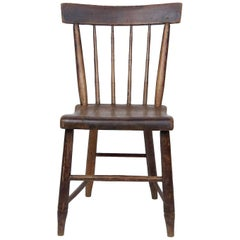 Early 19th Century American Windsor Chair