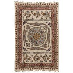 Persian Paisley Woodblock Printed Textile