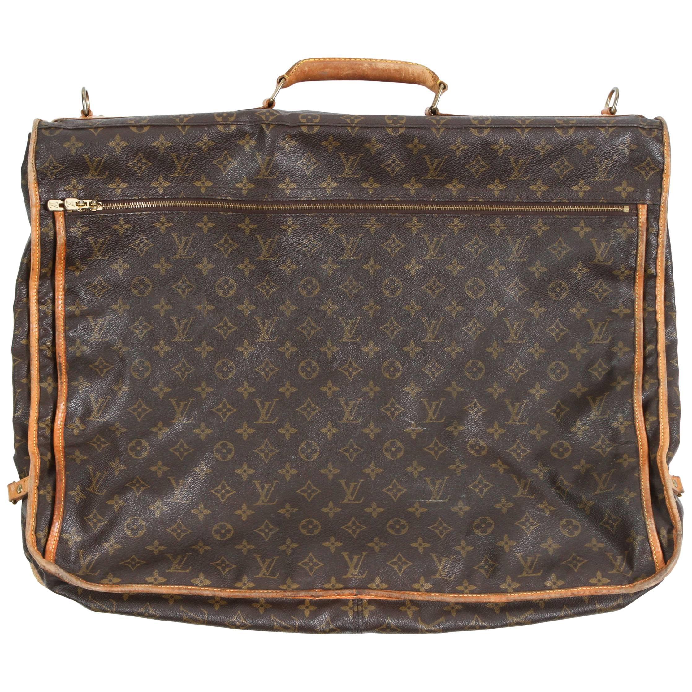 Vintage Louis Vuitton Garment Carrier