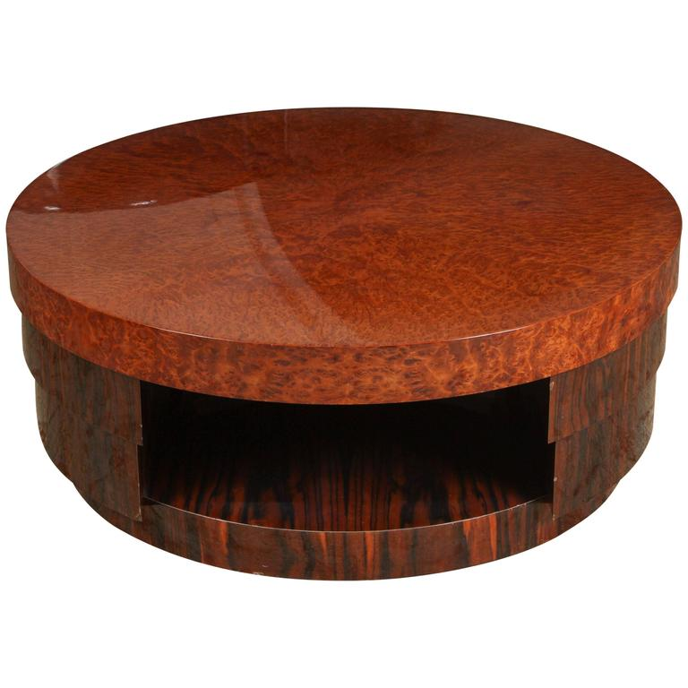 French modernist art deco coffee table at 1stdibs