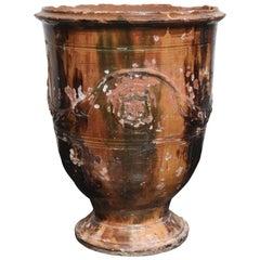 19th Century Anduze Vase
