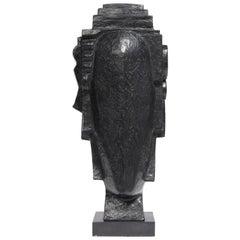 Kelli Bedrossian Jade, Sculpture in Bronze