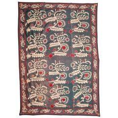 Old Uzbek Samarkand Suzani