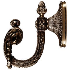 20th Century Louis XVI Style French Curtain Retainer