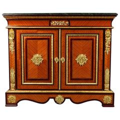 20th Century Louis XIV Style Palisander Cabinet