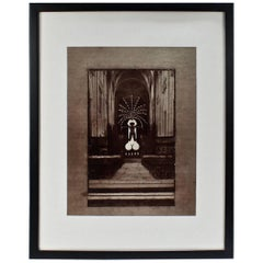Cathedral, an Erotica Photographic Print by Anita Steckel, 1960s