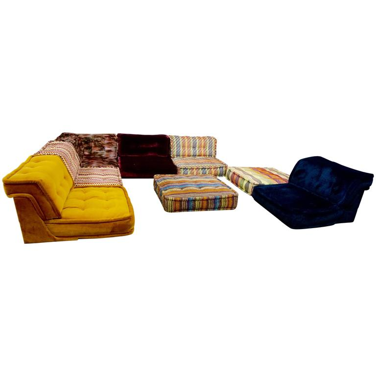 Mah Jong Sofa by Roche Bobois 1  sc 1 st  1stDibs : roche bobois sectional sofa - Sectionals, Sofas & Couches