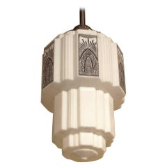 1920s Deco Church Skyscraper Fixtures