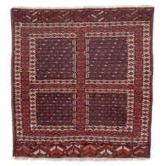 Antique Turkmen Yomud Tribe Ensi Rug