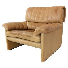 De Sede DS-85 Sofa Lounge Chair, 1970s