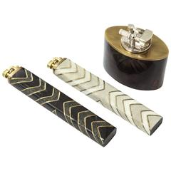Shagreen Lighters