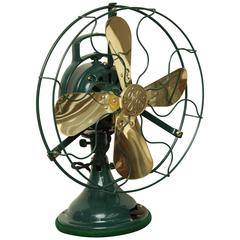 Restored 1920s GE Fan