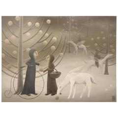 """Sharing"" by Yoko Tanaka"
