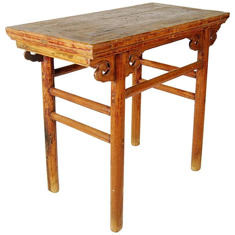 19th Century Chinese Wine Table