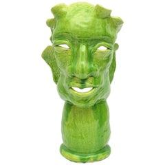 Jean Cocteau Inspired Artisan Sculpture