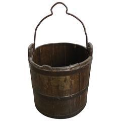 19th Century Well Bucket