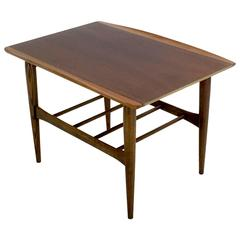 Rectangular Danish Modern Style Table by Bassett Furniture