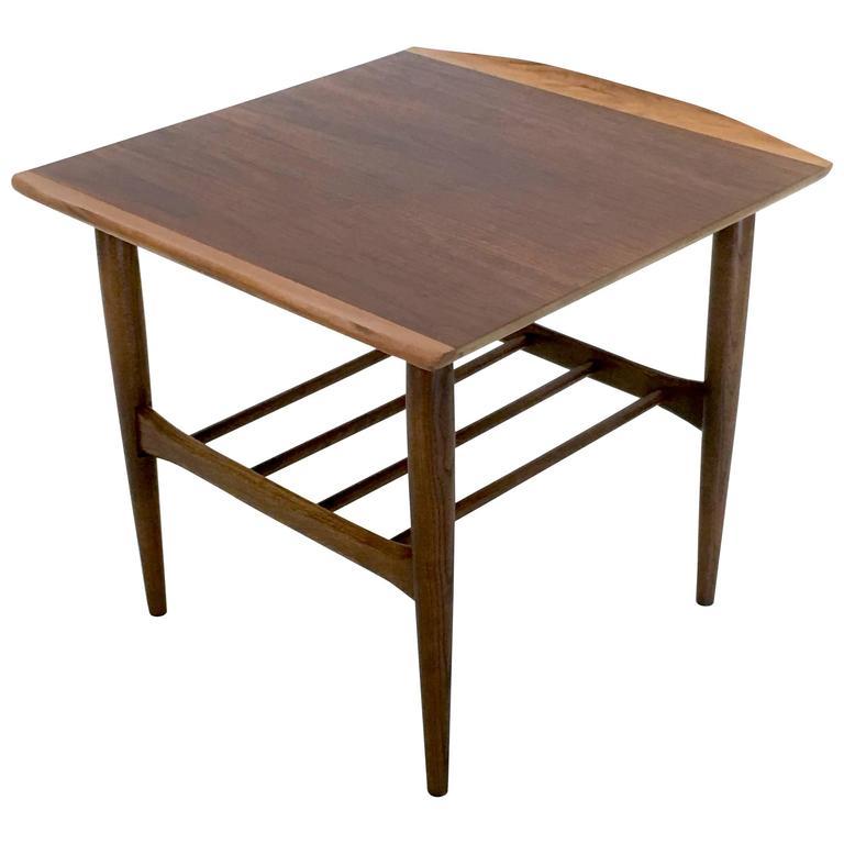 Danish Modern Style Coffee Table by Bassett
