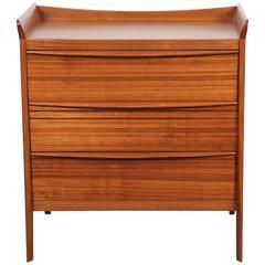 English Mid-Century Mahogany Dresser