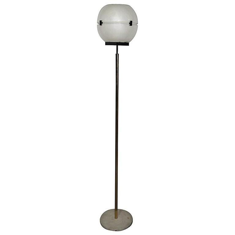 Italian Mid-Century Floor Lamp, 1950s