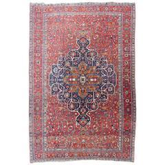 Antique Karaja Carpet, Persia