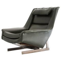 Italian Mid-Century Skai Lounge Chair from Pizzetti, 1960s