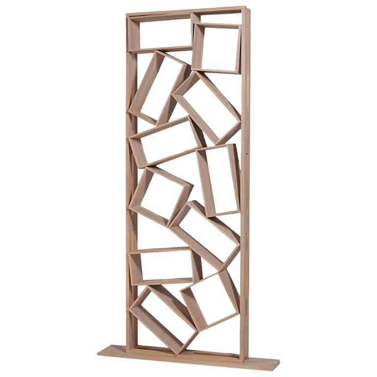 Mix Shelve 100% Solid French Oak 1