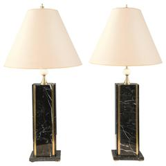 Pair of Lamps, France, 1970's