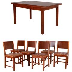 Francis Jourdain Dining Set